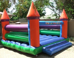 Standard Jumping Castle to Rent