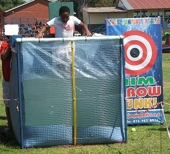 Dunk Tank for hire